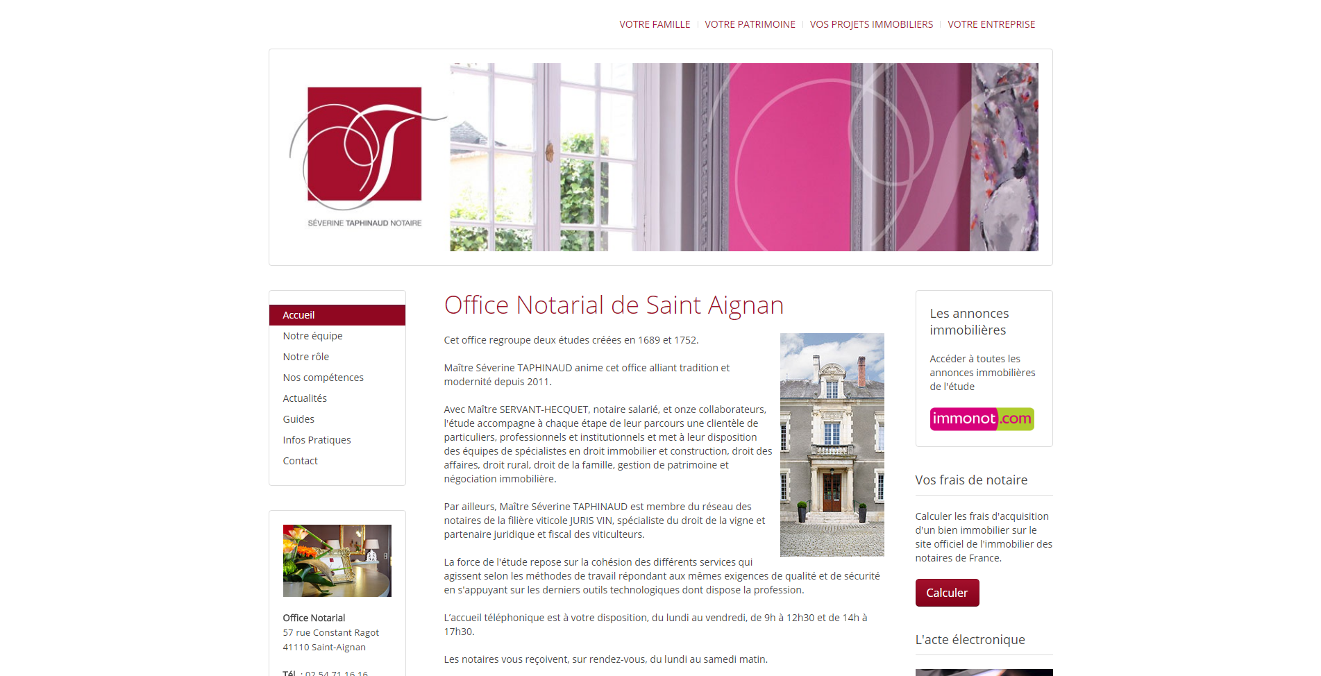 Office Notarial Taphinaud
